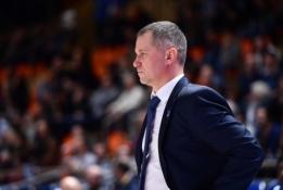T. Rinkevičius: apie žaidimo gerinimą, uždavinius Saragosoje ir sugrįžusį Dorsey