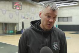 Š.Jasikevičius: ALBA mėgsta labai intensyvų krepšinį