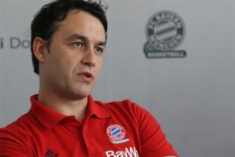 """Buvęs """"Žalgirio"""" asistentas perims """"Bayern"""" vairą"""