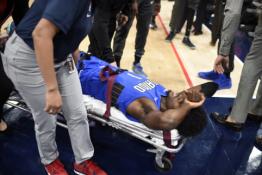 Paaiškėjo sveikiausios ir labiausiai traumų nukamuotos NBA ekipos