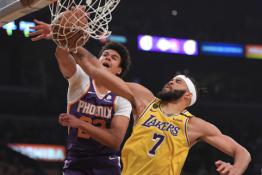 NBA gražiausių dienos epizodų rinkinį užkariavo galingi dėjimai