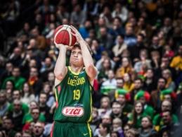 Lietuvos rinktinė planuoja šią vasarą žaisti draugiškas rungtynes