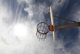 """Vienas ištikimiausių """"Raptors"""" fanų įsirengė pribloškiančią krepšinio aikštę"""