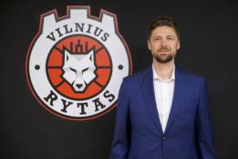 """Oficialu: Vilniaus """"Rytas"""" turi naują vyriausiąjį trenerį"""