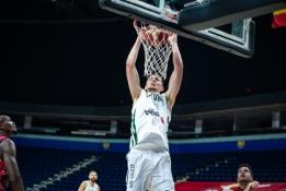 Lietuva organizuos ir trečiąjį Europos krepšinio čempionato atrankos turnyrą