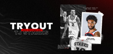 """""""Ryto"""" peržiūroje – NCAA rungtyniavęs TJ Starksas"""