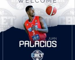 J. Palacios rungtyniaus Jonavoje