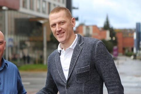 """""""Neptūnas"""" atsisveikino su sporto direktoriumi D. Zavacku"""