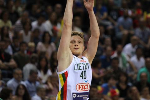 Lietuvos rinktinė draugiškame turnyre įveikė ir rusus