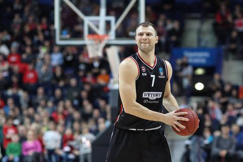 "Oficialu: A.Parakhouskis gins ""Partizan"" spalvas"