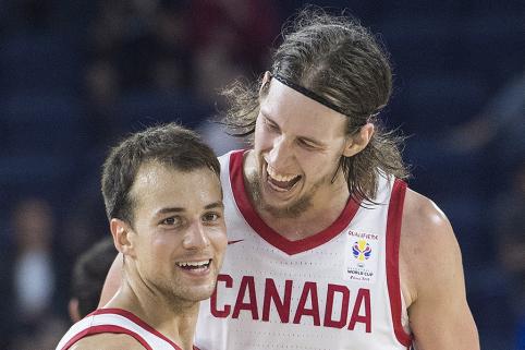 Kanados rinktinė neteko svarbaus žaidėjo
