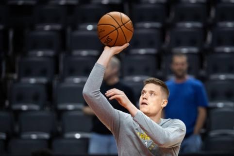 """""""Chimki"""" sudarė sutartį su dešimt metų NBA rungtyniavusiu švedu"""