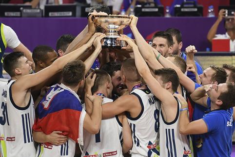 Paaiškėjo visos Europos čempionato atrankoje dalyvausiančios ekipos