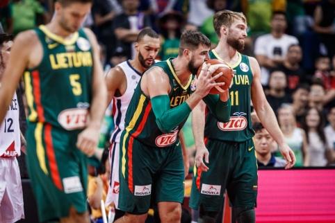 Olimpinėse žaidynėse Lietuvai gali tekti verstis be NBA žaidėjų