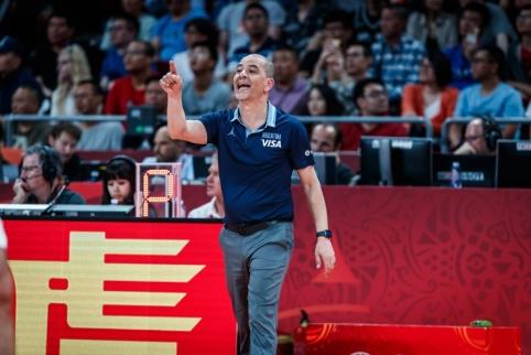 S.Hernandezas: labai gerbiame ispanų krepšinį
