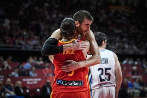 Ispanija pasipuošė jau 13-tu medalių komplektu 21-ajame amžiuje