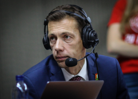 """Ž.Aleksandravičius: """"A.Parachovskis žais prieš buvusį klubą ir turės papildomą motyvaciją"""""""