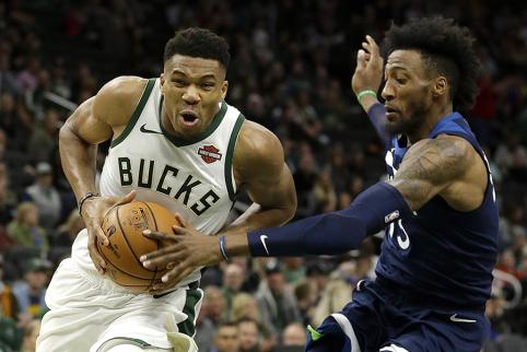 NBA išrinko geriausius savaitės žaidėjus
