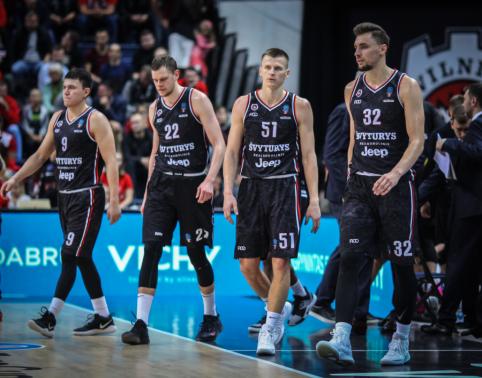 """""""Rytas"""" Europos taurėje pasiekė revanšą prieš CSP ekipą"""
