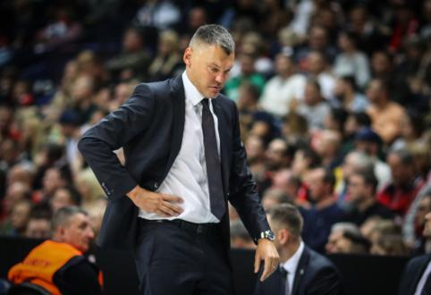 """Dvikovą su """"Zenit"""" pasitinkantis Š. Jasikevičius: """"Tai – patyrusi ir gerai besiginanti komanda"""""""