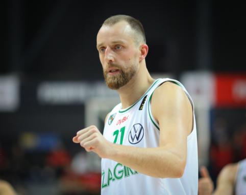 A. Milaknis padės komandai KMT rungtynėse