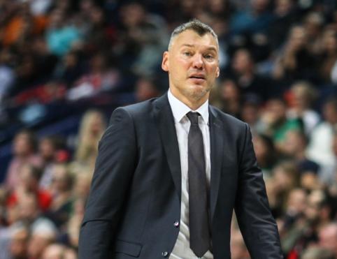 Š.Jasikevičius: D.Adomaitis - vienas geriausių Europos trenerių