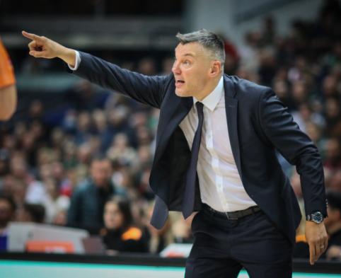 """Spauda: Š.Jasikevičius jau susitarė su """"Barcelona"""""""