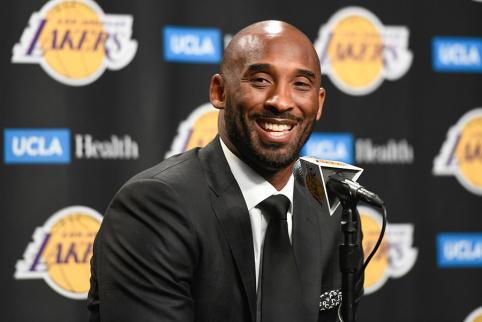"""K.Bryantas: """"Spurs"""" apsaugojo NBA lygą nuo ypatingo """"Lakers"""" kėslo"""