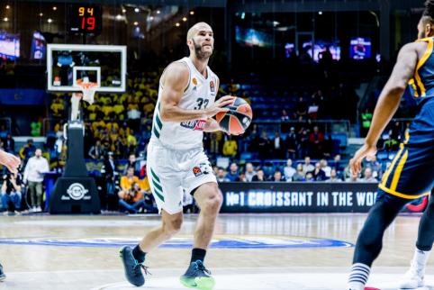 """Arti trigubo dublio buvusio N.Calatheso """"Panathinaikos"""" įveikė Europos taurės nugalėtojus"""
