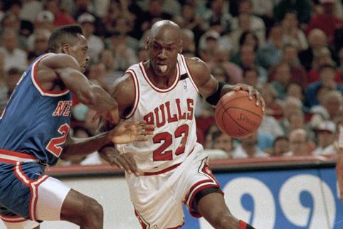 NBA fanai šmaikščiai pasitiko žinią apie į treniruotes sugrįžusį M. Jordaną