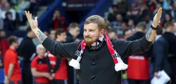 """P.Ambrazevičius: labai džiaugiuosi, kad teko gyvai matyti """"Ryto"""" legendas"""