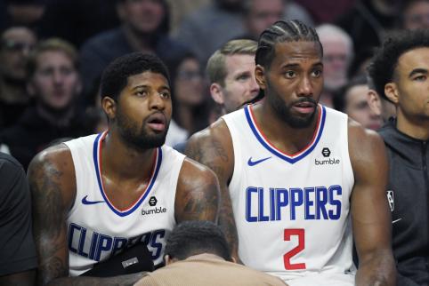 """NBA analitikas: """"Clippers"""" turės išspręsti pagrindinę problemą"""