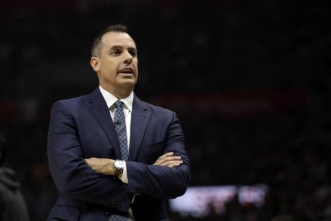 """NBA mėnesio treneriai - """"Lakers"""" ir """"Raptors"""" generolai"""