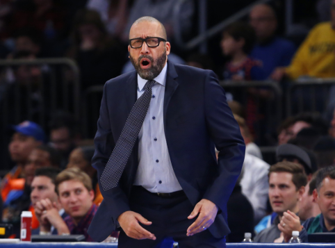 """""""Knicks"""" atleis komandos vyriausiąjį trenerį"""