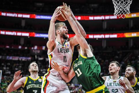 Naujausias FIBA reitingas: Lietuva aštunta, Serbija aplenkė Prancūziją
