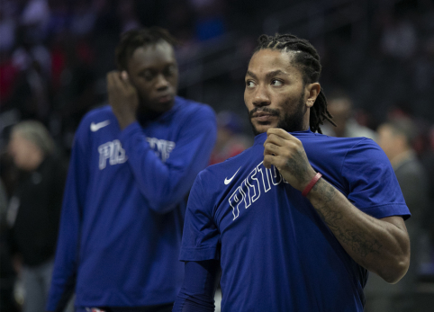 D.Rose'as gavo baudą iš NBA