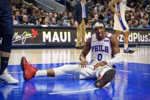 """NBA savaitės žaidėjai - """"Spurs"""" ir """"76ers"""" gynėjai"""