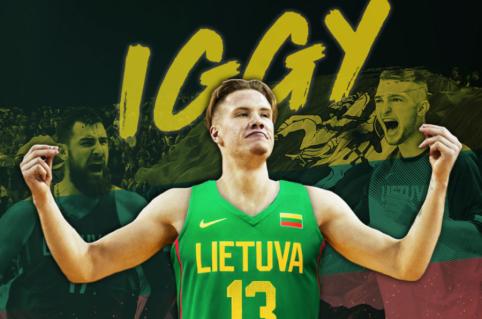 Oficialu: Ignas Brazdeikis sieks Lietuvos pilietybės