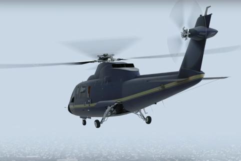 3D programa atkurtas tragiškas K.Bryanto sraigtasparnio skrydis