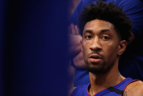 """""""Pistons"""" puolėjas išgijo nuo koronaviruso"""