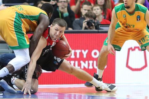 A. Jomantas apdovanotas už nuopelnus Lietuvos krepšiniui