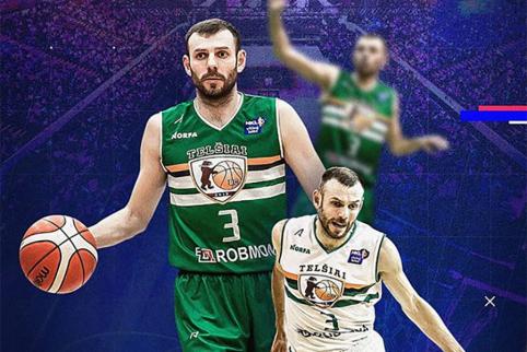 NKL naudingiausias sezono krepšininkas – Ignas Razutis