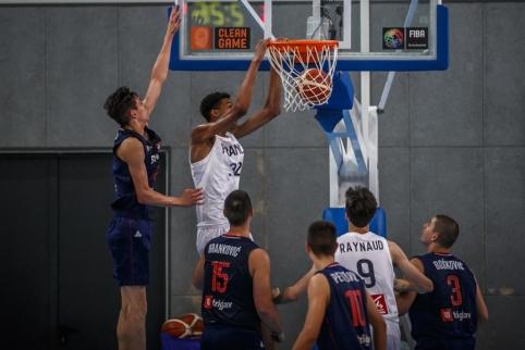 ESPN: Europoje auga neįtikėtinai talentingas krepšininkas