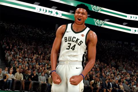 Naujos kartos NBA 2K21 žaidime – neįtikėtinai tikroviški žaidėjų veidai