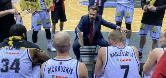 """Vilniaus """"Rytas"""" suformavo trenerių štabą"""
