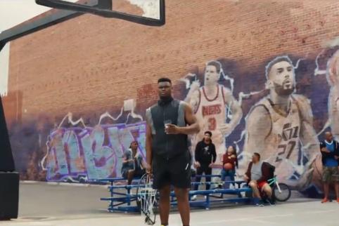 Pamatykite: jubiliejiniame NBA klipe nusifilmavo lygos legendos