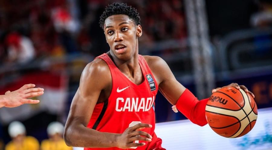 Kanados rinktinei Pasaulio taurėje nepadės ir R.J. Barrettas