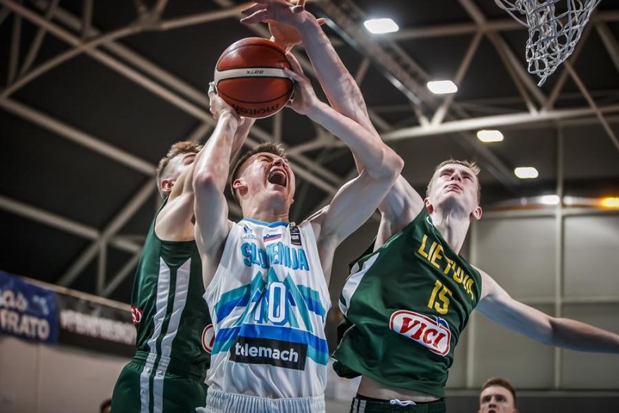 Lietuva – Slovėnija (U16)