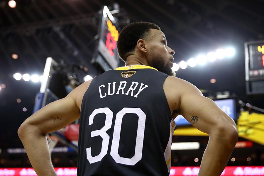 NBA naujokų apklausoje - S.Curry fiasko