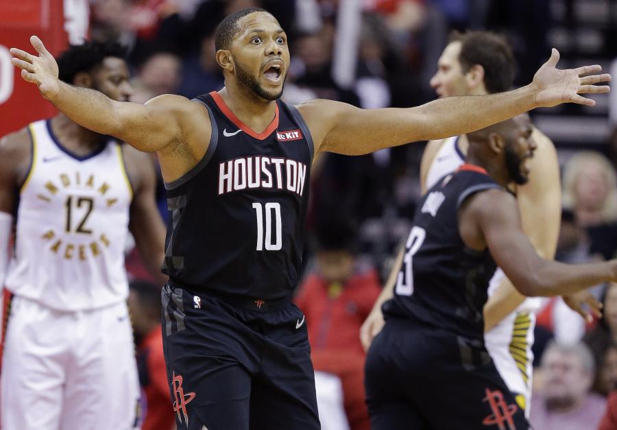 """""""Rockets"""" pratęsė sutartį su svarbiu žaidėju"""